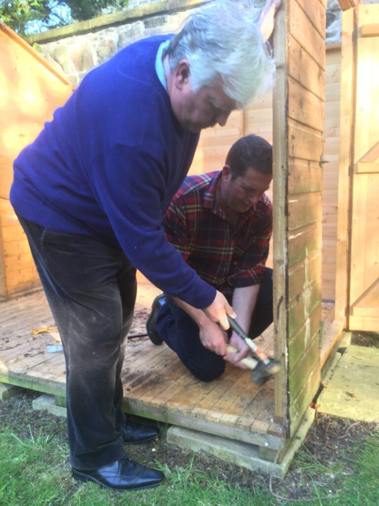Dr Jack assists