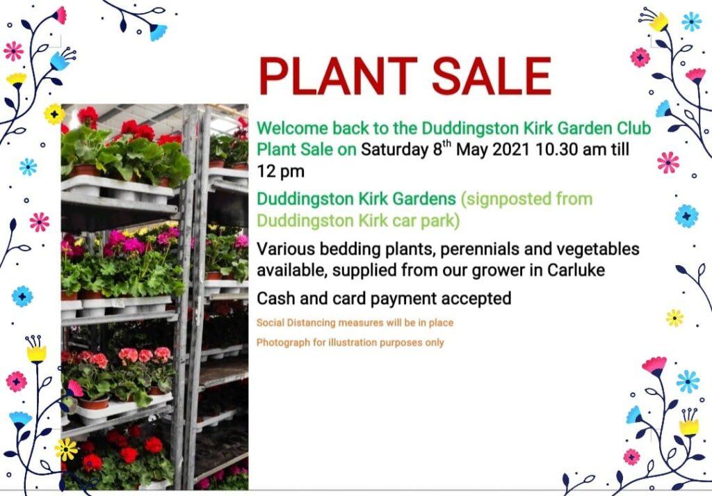 Duddingston Kirk Garden Club