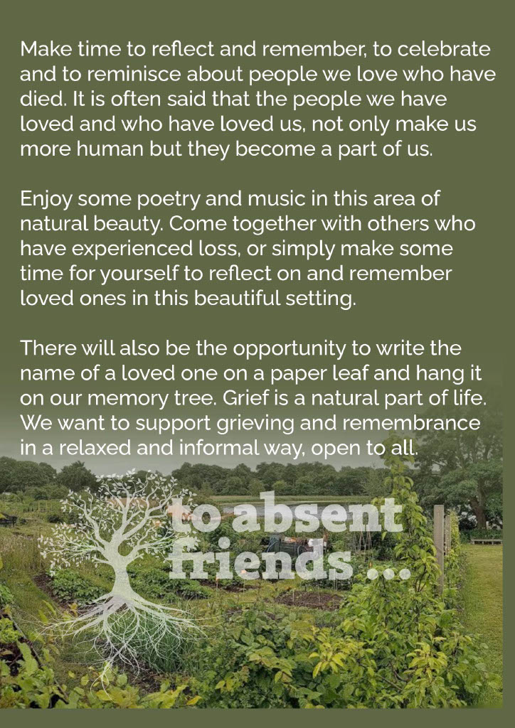 to absent friends page 2